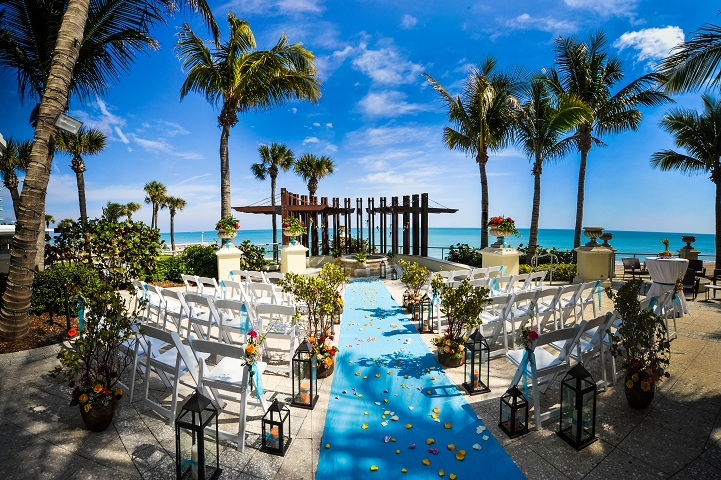 Image result for oceanfront wedding