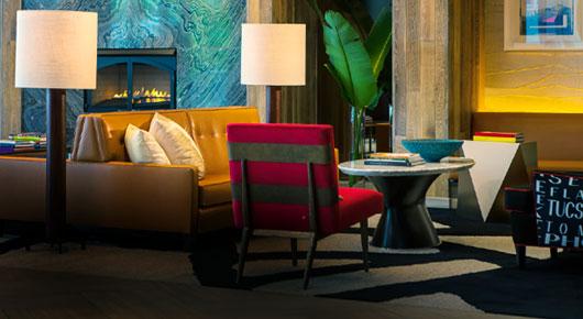 Top kimpton boutique hotels high end design signature for Kimpton hotel decor